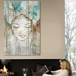 tableau design esquisse tourment e. Black Bedroom Furniture Sets. Home Design Ideas