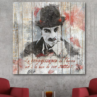 Citation Charlin Chaplin